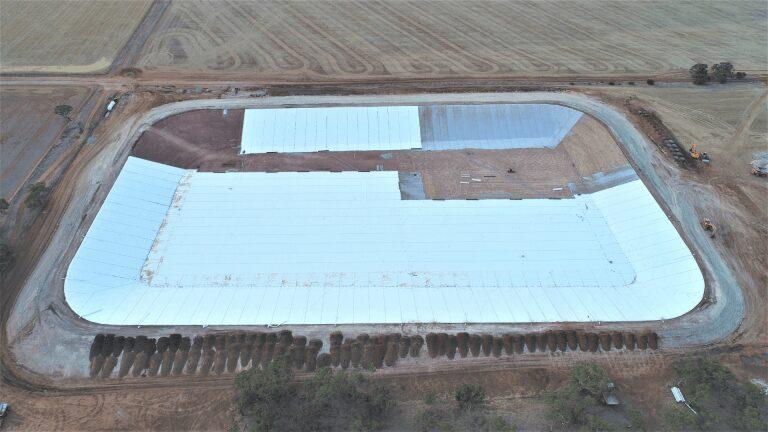 Auburn Storage Dam - Merit Linings
