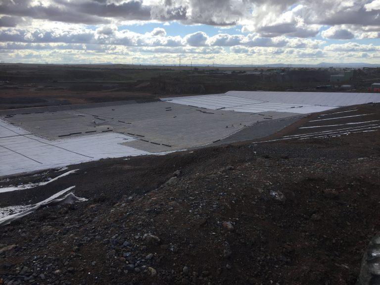Melbourne Regional Landfill Cell - Merit Linings
