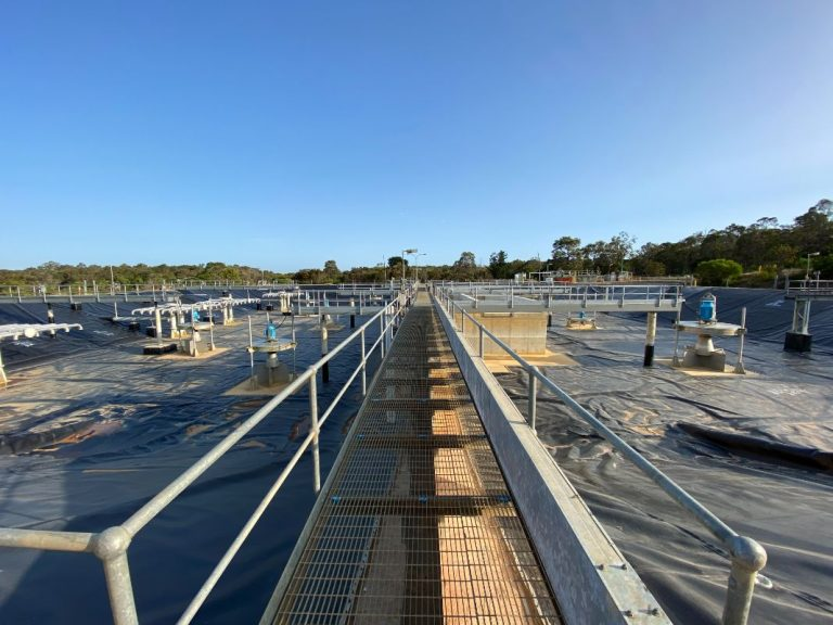 1 - Albany Waste Water Treatment Plant Upgrade - Merit Lining Systems