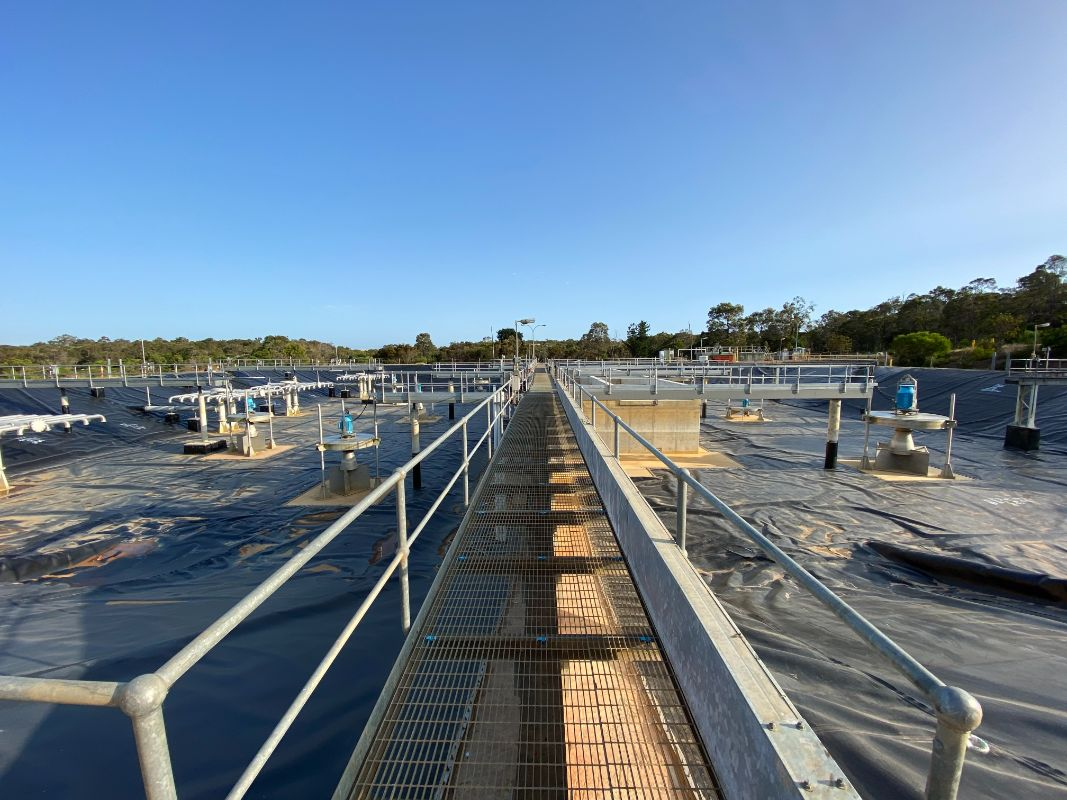Albany Waste Water Treatment Plant Upgrade