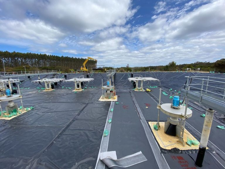 3 - Albany Waste Water Treatment Plant Upgrade - Merit Lining Systems