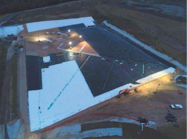 Caloundra Landfill - Merit Lining Systems 1